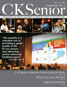 CK Senior 2011_ISSUE 7_COVER