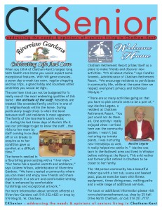 CK Senior_Issue 1_COVER