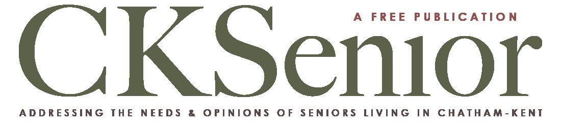 CK Senior Magazine