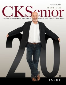 CKSenior Issue 20 COVER