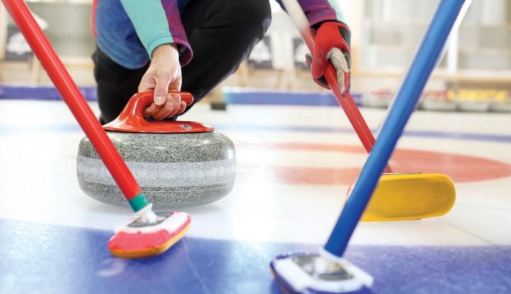 CK Senior Games Curling