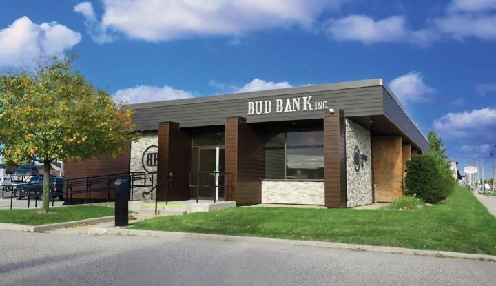 Bud Bank Building